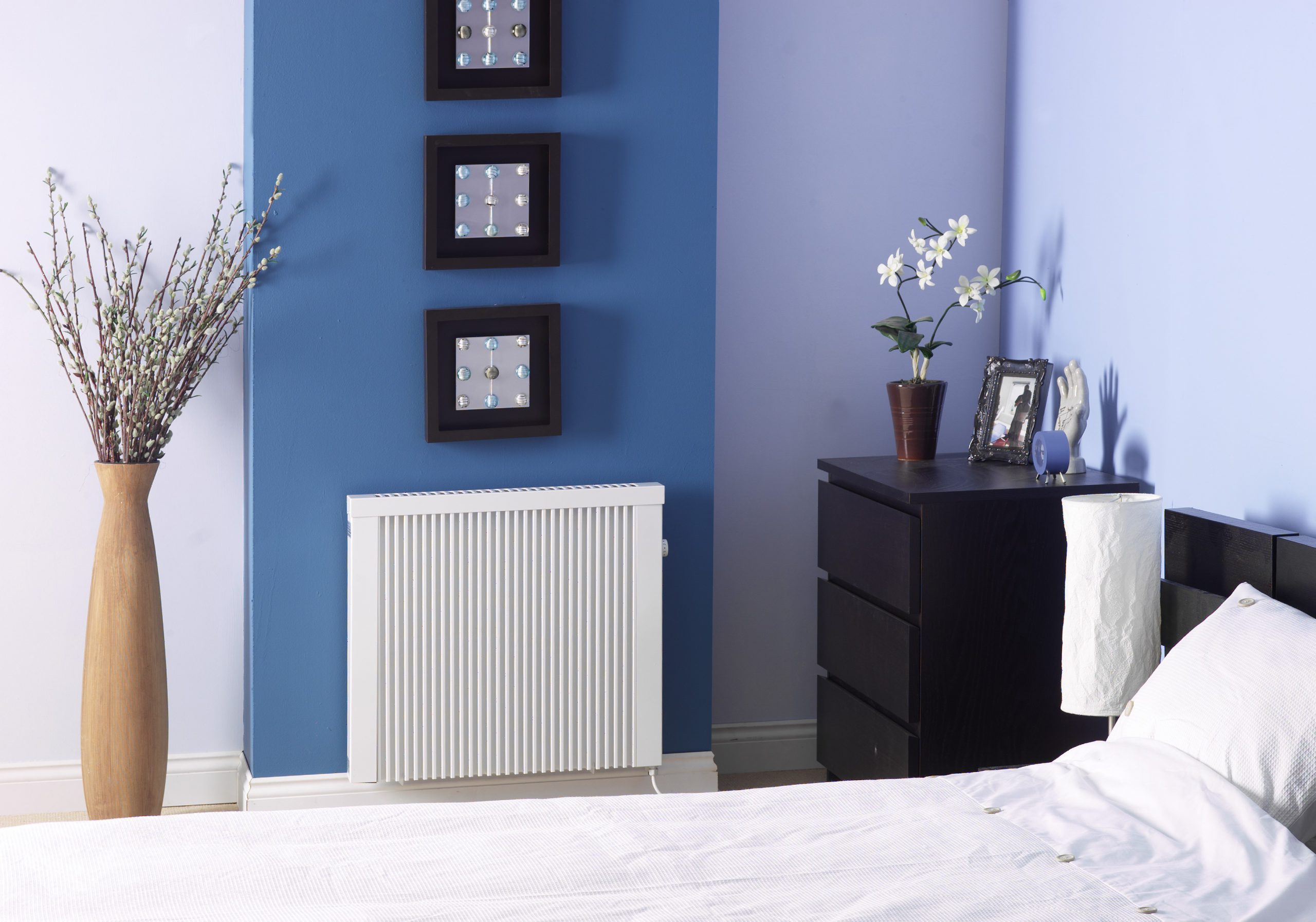 ) LHZ Electric radiators. LHZ Premium Quality German Electric Radiators The LHZ Combination Electric Radiators have been designed using the latest technology to create an elegant solution for all hard to heat situations.